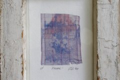 Picnic | Polyroid Print on Paper (Framed) | 12x9
